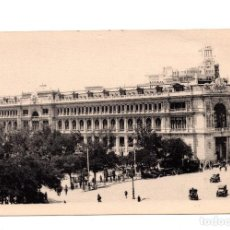 Postales: MADRID.- BANCO DE ESPAÑA . Lote 100542435