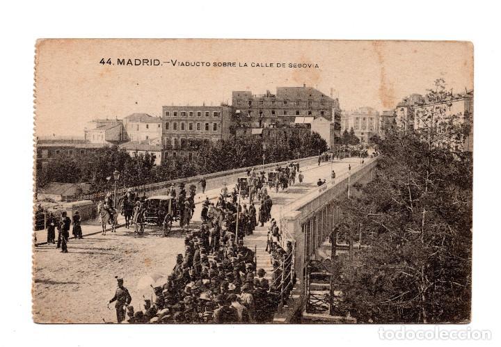 Resultado de imagen de calle de segovia madrid