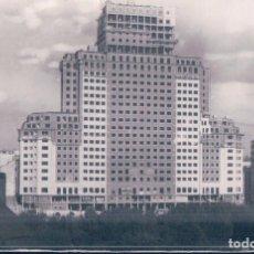 Cartes Postales: POSTAL MADRID 99 - EDIFICIO ESPAÑA - POSTALES BEA - CIRCULADA SIN SELLO. Lote 100575147