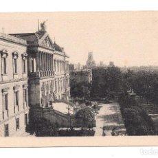Postales: MADRID.- BIBLIOTECA NACIONAL. FOTOTIPIA HAUSER Y MENET. Lote 101560511