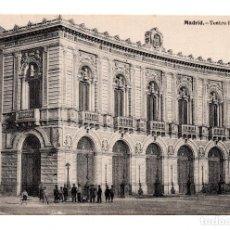 Postales: MADRID: TEATRO REAL - FOT. LACOSTE. Lote 101653987