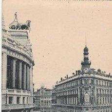 Postales: MADRID-CALLE DE SEVILLA-195-GRAFOS. Lote 102274063