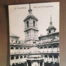Postales - POSTAL EL ESCORIAL PATIO DE LOS EVANGELISTAS - 102347727