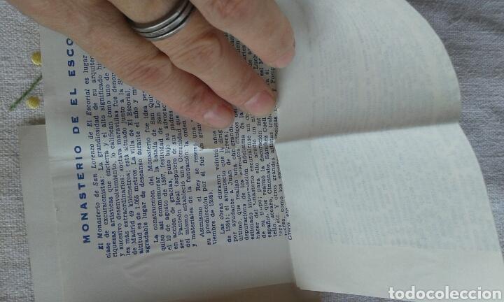 Postales: Álbum acordeón postales El Escorial - Foto 5 - 102601267