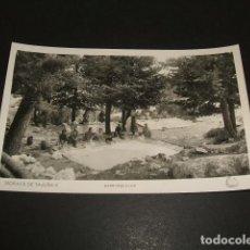 Postales: MORATA DE TAJUÑA MADRID BARRANQUILLOS LAVANDERAS. Lote 102679611