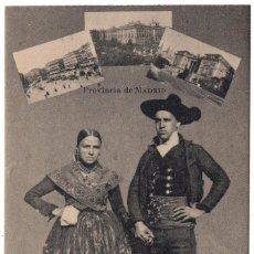 Postales: MADRID.- PROVINCIA DE MADRID. Lote 103078311