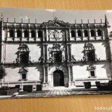 Postales: ANTIGUA POSTAL UNIVERSIDAD ALCALA DE HENARES MADRID ESCRITA. Lote 103712495