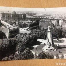 Postales: ANTIGUA POSTAL MADRID VISTA PARCIAL. Lote 103713575