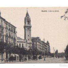 Postales: MADRID.- CALLE DE ALCALÁ. FOT. LACOSTE. Lote 104278167