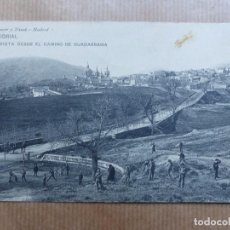 Postales: 39 POSTALES DE MADRID Y PROVINCIA - VER FOTOS ADICIONALES. Lote 104294023