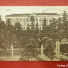 Postales: POSTAL - ESPAÑA - MADRID - 11 MINISTERIO DE LA GUERRA - MADRID EXPRESS - NE - NC. Lote 104484655