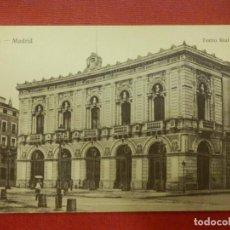 Postales: POSTAL - ESPAÑA - MADRID - 10 TEATRO REAL - MADRID EXPRESS - NE - NC. Lote 104484663