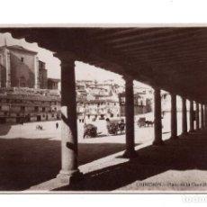 Postales: CHINCHÓN (MADRID).- PLAZA DE LA CONSTITUCIÓN - FOTOGRÁFICA. Lote 104599283