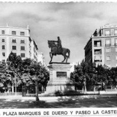 Cartes Postales: MADRID.- PLZ/ DEL MARQUES DEL DUERO, SIN CIRCULAR.FTO. BEA, JMOLINA1946. Lote 104886875