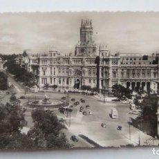 Postales: POSTAL DE MADRID. 1953. CIBELES Y CASA DE CORREOS. N 4. Lote 104956039