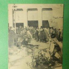 Postales: POSTAL - MADRID - 423.- EN LA PLAZA MAYOR - H.M.M - HAUSER Y MENET - DE BLANCO Y NEGRO - ESCRITA -. Lote 105058731
