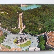 Postales: POSTAL DE MADRID. 1968. PUERTA DE ALCALA. ESCUDO DE ORO. N 92. Lote 105417523