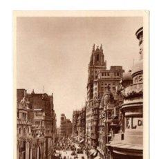 Postales: MADRID .- AVENIDA CONDE DE PEÑALVER Y PI Y MARGALL- HUECOGRABADO DE KALLMEYER Y GAUTIER . Lote 105669899