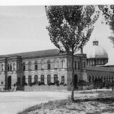 Postales: MADRID.- MUSEO DE HISTORIA NATURAL, SIN CIRCULAR. FTO. GRAFOS.JMOLINA1946. Lote 107020439