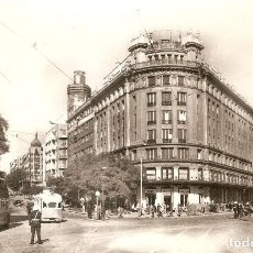 Postales: MADRID Nº 87 HOTEL NACIONAL H.A.E. CIRCULADA EN 1965. Lote 107188515