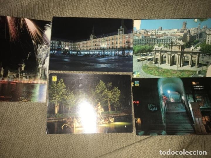 Postales: LOTE ANTIGUAS POSTALES MADRID - Foto 2 - 107357435