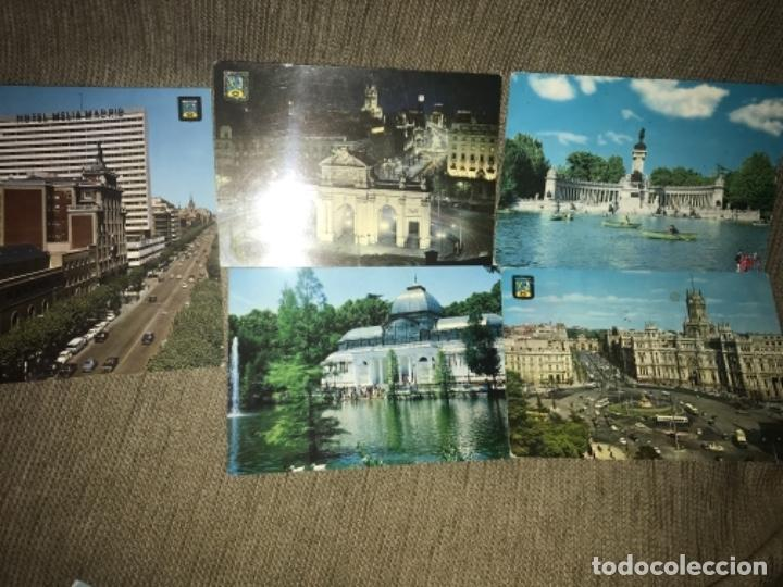 Postales: LOTE ANTIGUAS POSTALES MADRID - Foto 4 - 107357435