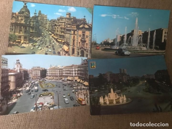 Postales: LOTE ANTIGUAS POSTALES MADRID - Foto 5 - 107357435