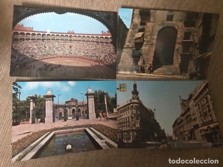 Postales: LOTE ANTIGUAS POSTALES MADRID - Foto 6 - 107357435