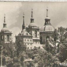 Postales: MADRID EL ESCORIAL ESCRITA. Lote 107515695