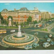 Postales - POSTAL MADRID PLAZA DE CARLOS V Y FUENTE - 5 - 107538327