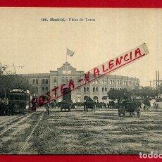 Postales: POSTAL MADRID, PLAZA DE TOROS, LACOSTE, P87425. Lote 107960643
