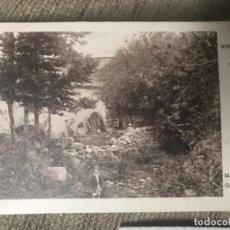 Postales: ANTIGUA POSTAL MIRAFLORES DE LA SIERRA MOLINO DE GUADALIX MADRID . Lote 108797563