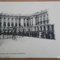 Postales - POSTAL MADRID Nº 763 PALAFRENEROS DE LA REGIA COMITIVA ED HAUSER Y MENET PERFECTO ESTADO - 108804795