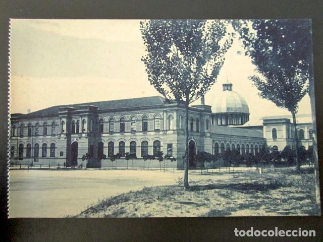 POSTAL MADRID. MUSEO DE HISTORIA NATURAL. (Postales - España - Comunidad de Madrid Antigua (hasta 1939))