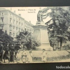 Postales: POSTAL MADRID. PLAZA DE ISABEL II. . Lote 109242423