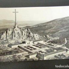 Postales: POSTAL MADRID. ABADIA DE SANTA CRUZ DEL VALLE DE LOS CAIDOS. VISTA GENERAL DEL MONASTERIO. . Lote 109243811