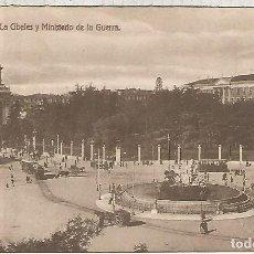 Postales: MADRID SIN ESCRIBIR. Lote 109447299