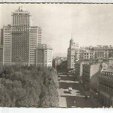 Postales: MADRID ESCRITA TRANVIA TRAM. Lote 109447819
