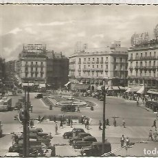 Postales: MADRID ESCRITA BUS COCHE ATOMOVIL CAR. Lote 109447959
