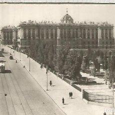 Postales: MADRID ESCRITA TRANVIA TRAM. Lote 109448091