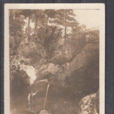 Postales: ,,,POSTAL SIERRA GUADARRAMA CIRCULADA MADRID A SEVILLA 10/11/1915 +. Lote 110126371