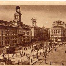 Postales: MADRID.- PUERTA DEL SOL, SIN CIRCULAR. FTO. HELIOTIPIA ARTISTICA, JMOLINA1946. Lote 111026139
