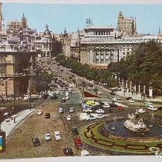 Cartes Postales: ANTIGUA POSTAL DE MADRID . ESCUDO DE ORO. Lote 111033903