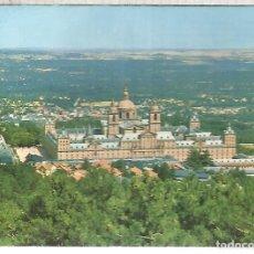 Postales: EL ESCORIAL MADRID ESCRITA. Lote 111229903