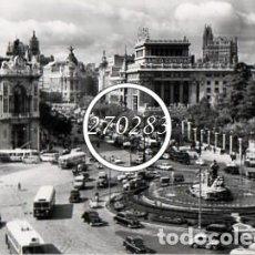 Postales: MADRID Nº B) 1 PLAZA DE LA CIBELES - CIMER - SIN CIRCULAR . Lote 111347023