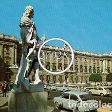 Postales: MADRID Nº 40 PLAZA DE ORIENTE PALACIO REAL - DOMINGUEZ - CIRCULADA CON SELLO - AÑO 1967. Lote 111349003