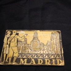 Postales: MADRID 1938. ALBUM ACORDEON POSTALES ANTIGUAS. Lote 111554187