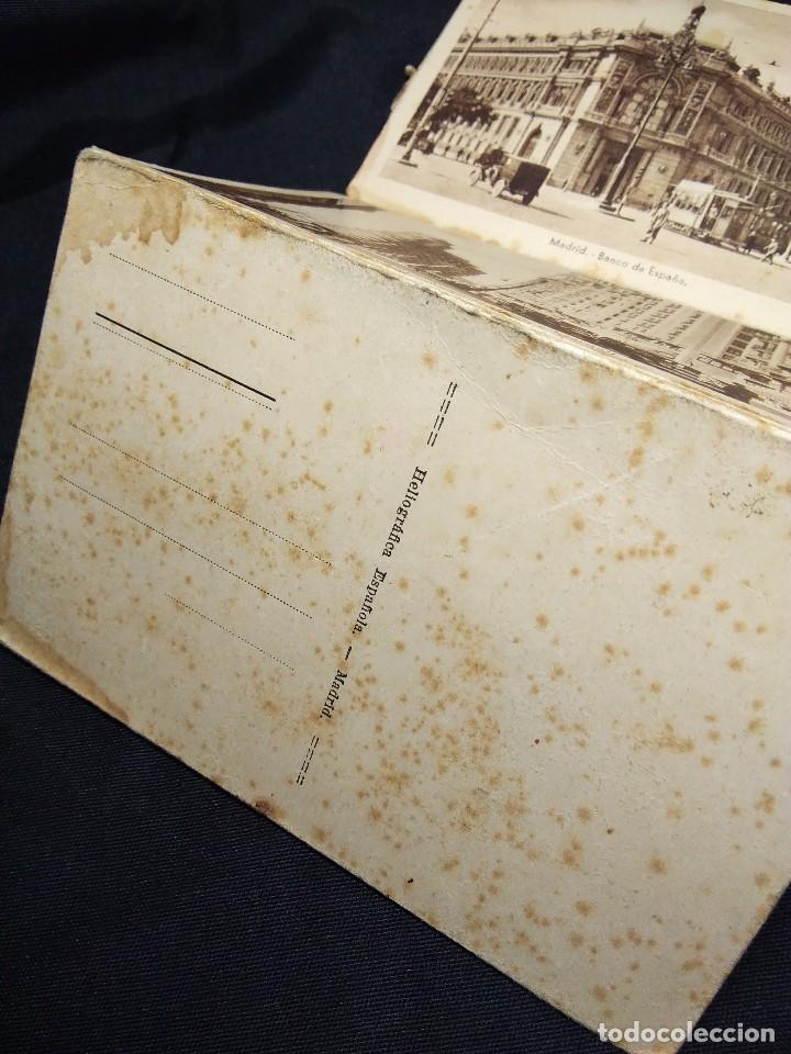 Postales: MADRID 1938. ALBUM ACORDEON POSTALES ANTIGUAS - Foto 3 - 111554187