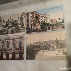 Postales: ANTIGUAS, 4 POSTALES.MADRID.. Lote 111730259