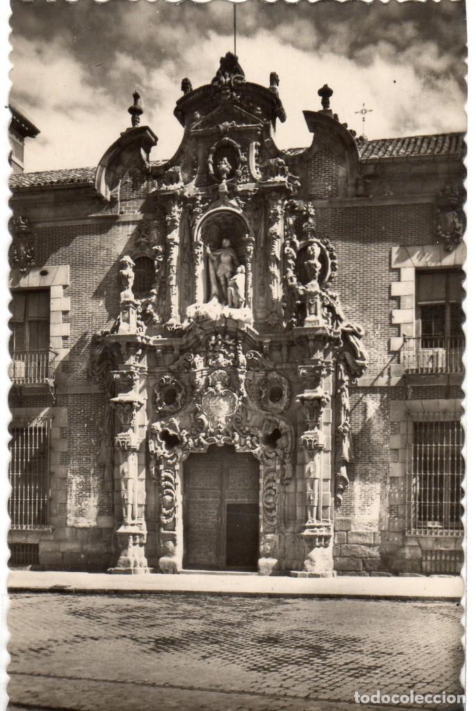 MADRID.-MUSEO MUNICIPAL, SIN CIRCULAR. FTO. GARCIA GARRABELLA,JMOLINA1946 (Postales - España - Comunidad de Madrid Antigua (hasta 1939))